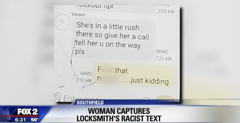 Mich  Woman Locked Out of Her Home Was Terrified After Glimpsing