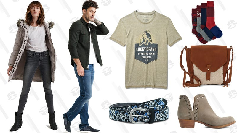 Up to 75% Off Men's and Women's Sale | Lucky Brand
