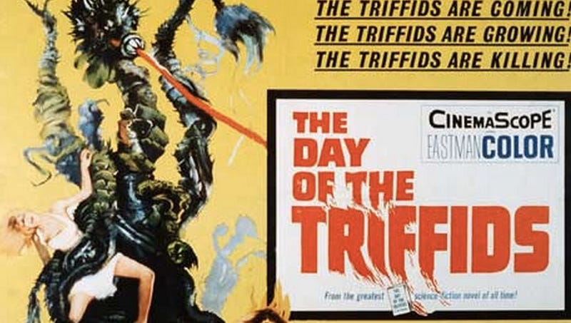 Illustration for article titled The Day of the Triffids remake actually sounds kind of great