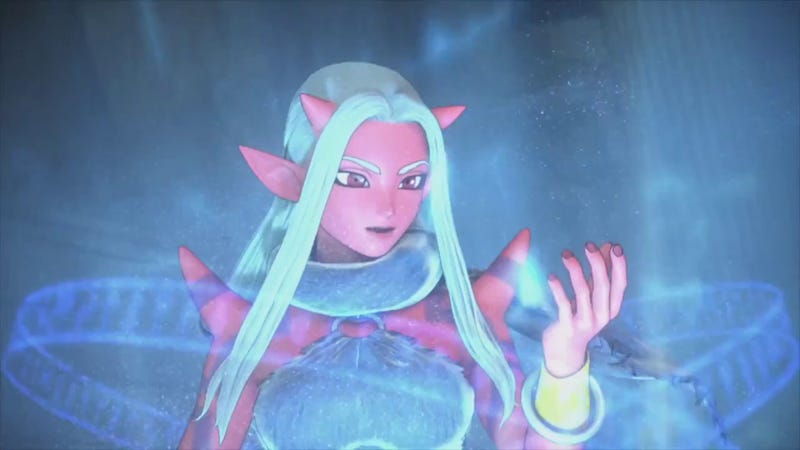 Illustration for article titled Dragon Quest X is Both Forward-Thinking and Backwards at the Same Time