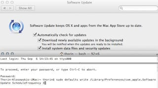 Illustration for article titled Set OS X Mountain Lion's Update Frequency to Any Schedule You Want