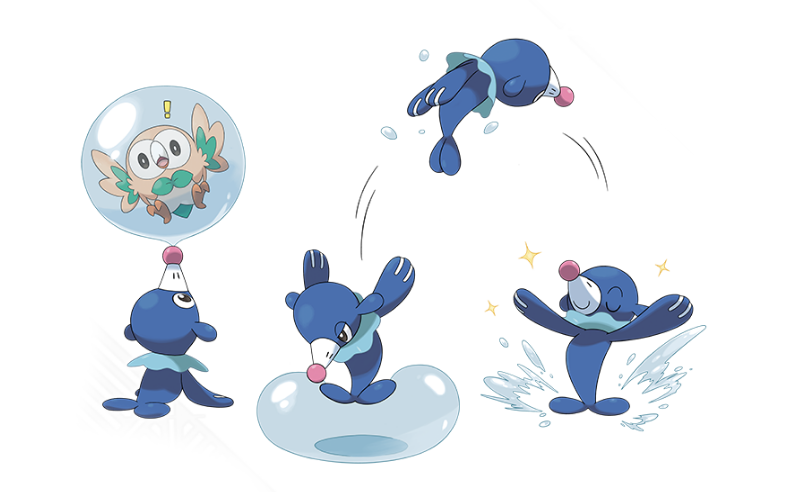 Illustration for article titled Pokémon Sun and Moon's Devs Respond To The Popplio Backlash