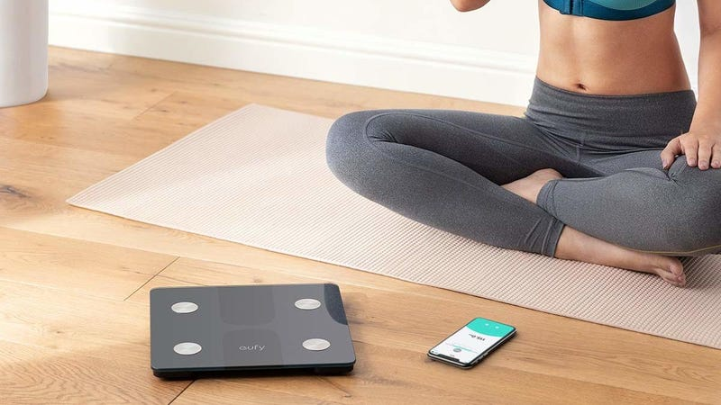 Anker Eufy Bluetooth Smart Scale | $29 | Amazon