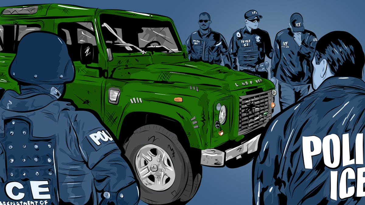 Why Are The Feds Obsessed With Seizing These People\'s Old Trucks?