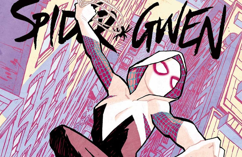 Illustration for article titled Spider-Gwen: The Animated Series Would Kick Ass