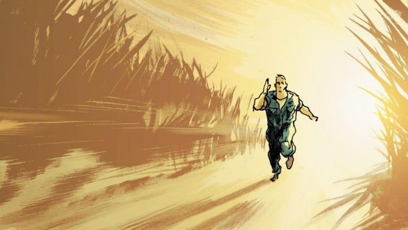 Illustration for article titled HuckIs Like Superman Mashed Together WithForrest Gump