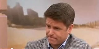 Best-selling author Brad Thor (ABC's Windy City Live screenshot)