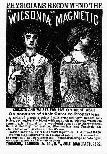Illustration for article titled Wait, Why Did We Ever Stop Wearing Corsets?