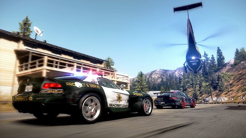 Illustration for article titled Review: Need for Speed: Hot Pursuit Is This Year's Other Great Racer