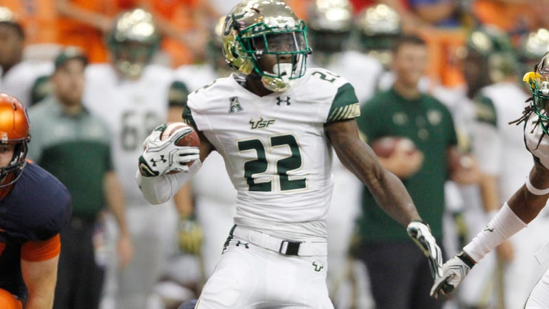 163ba065f Photo Credit  Nick Lisi AP. South Florida defensive back Hassan Childs was  shot three times in a road rage incident after reportedly pulling a gun on  a man ...