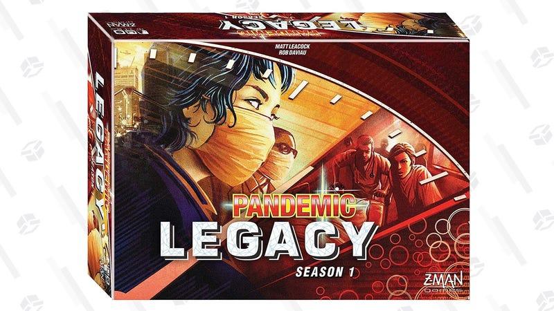 Pandemic Legacy | $39 | Amazon