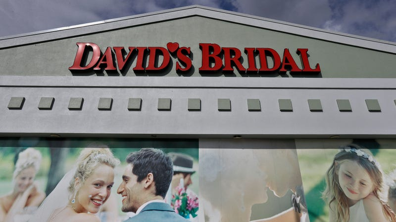 Illustration for article titled Bankrupt David's Bridal to Brides: REMAIN CALM