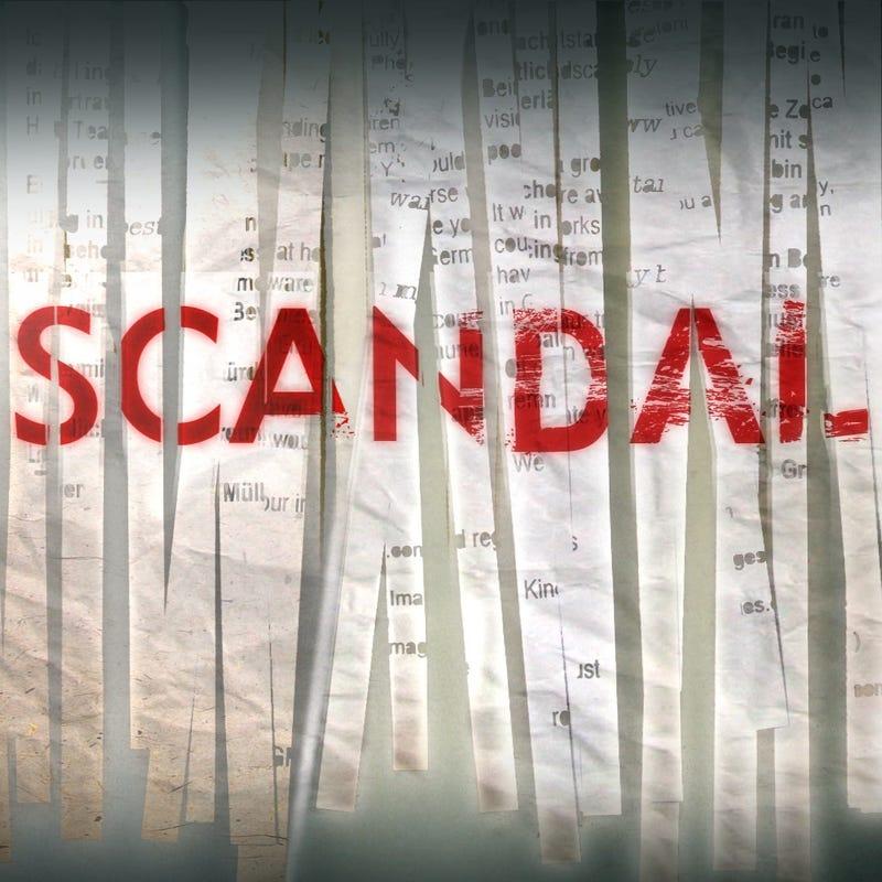 Illustration for article titled Scandal!!!