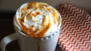 Illustration for article titled Beat the Pumpkin Spice Shortage and Make Your Own Fall-Flavored Lattes at Home