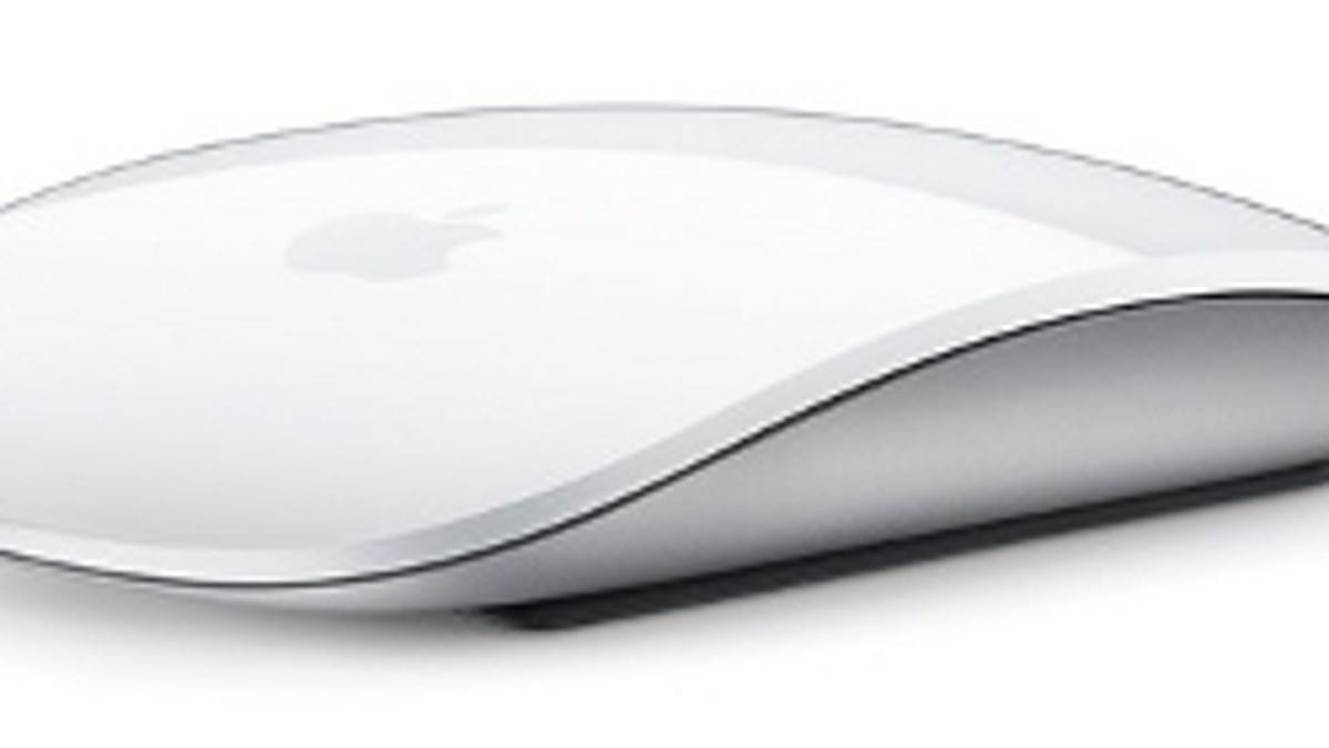 Use a Magic Mouse on a Windows PC