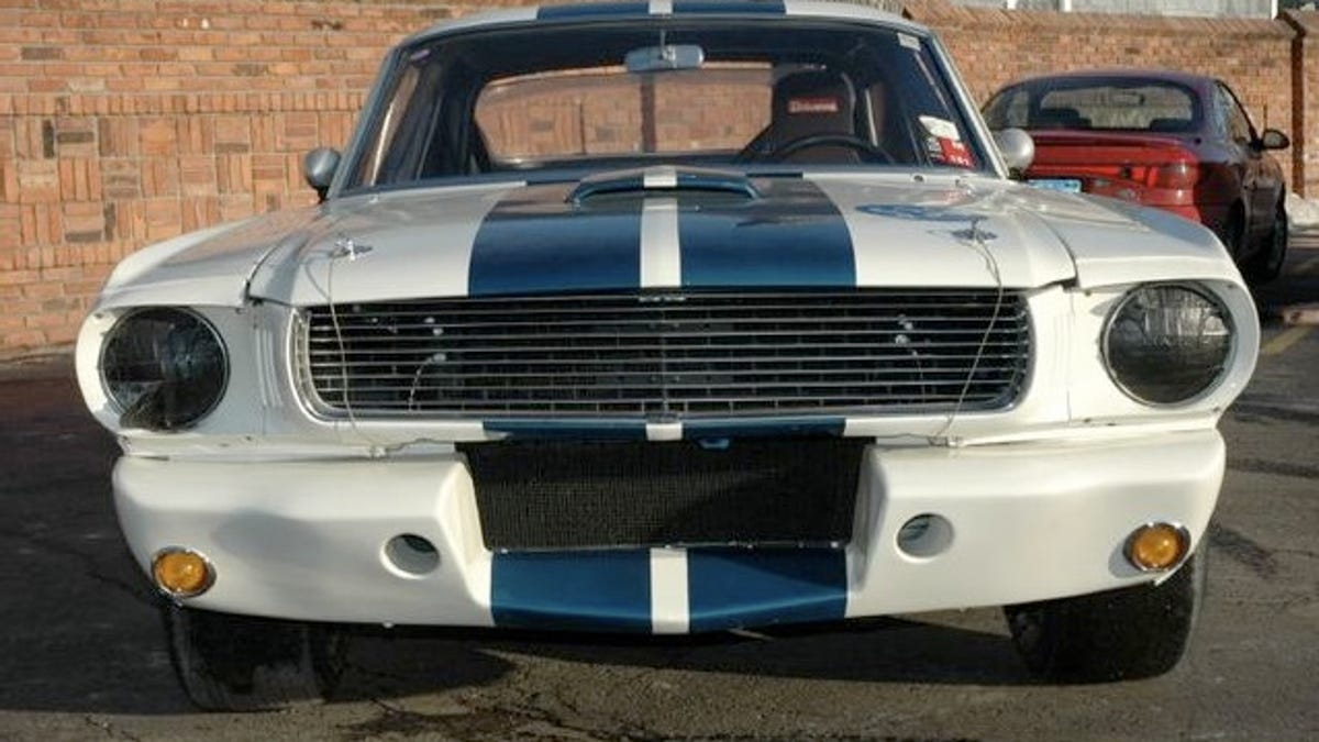 875000 1965 shelby gt 350 r mustang most expensive craigslist car sale ever