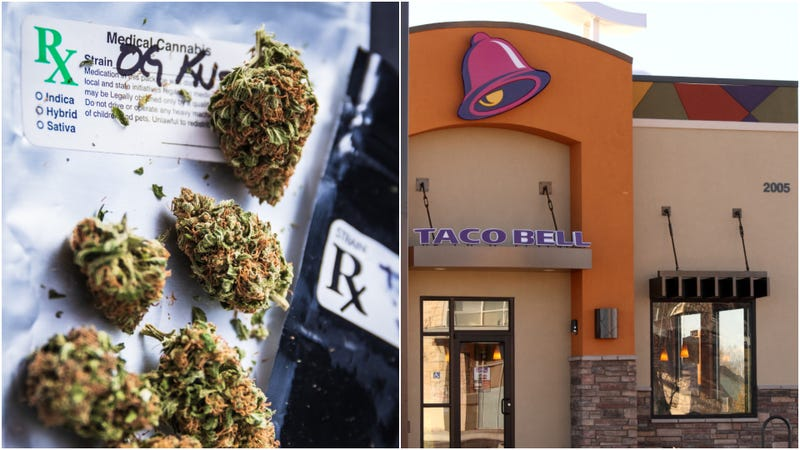 Illustration for article titled Marijana dispensary opening in former Taco Bell a bit too on-the-nose