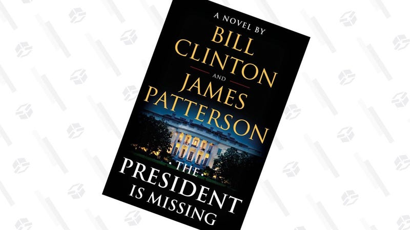 The President Is Missing [Kindle] | $5 | Amazon