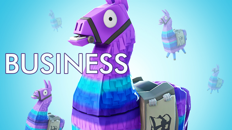 Illustration for article titled This Week In The Business: Fortnite Has E3's Number