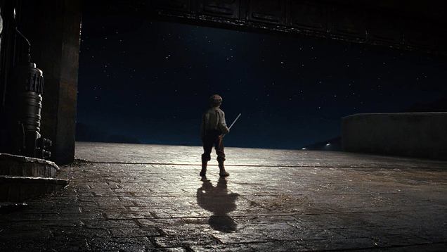 Cap Off Your Day With This Wholesome Interview With The Last Jedi s Broom Boy