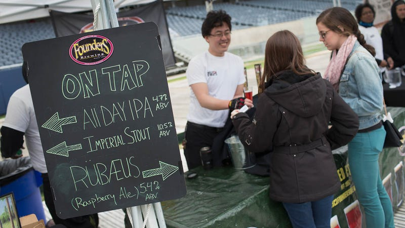 Michigan's Founders Brewing sells to Spanish company
