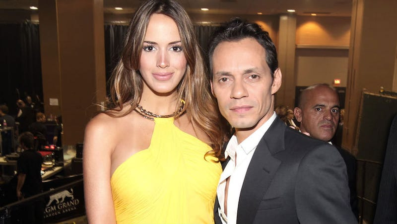 Illustration for article titled Marc Anthony and Shannon De Lima Are Engaged