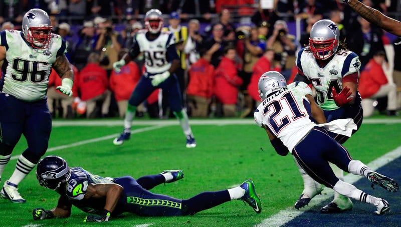 Illustration for article titled Super Bowl XLIX Highlights
