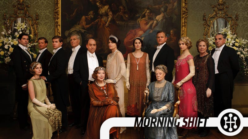 Illustration for article titled The Auto Unions Are Like A Weird Version Of Downton Abbey
