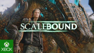 Our First Good Look At <i>Scalebound</i>
