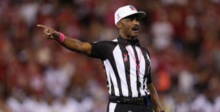 Former NFL referee Mike CareyJeff Gross/Getty Images