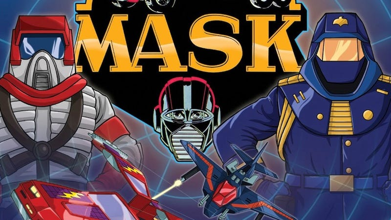 Illustration for article titled The time M.A.S.K. took a super racist Australian vacation