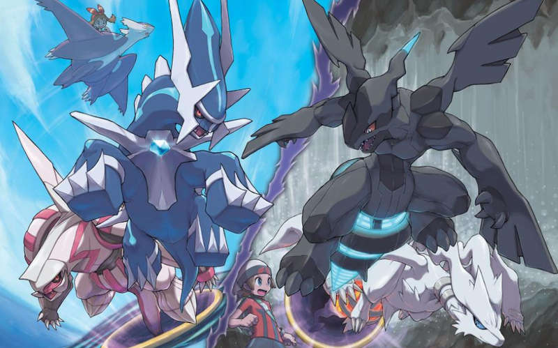 Illustration for article titled How To Capture Legendary Pokémon In Omega Ruby and Alpha Sapphire