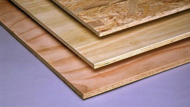 Diy Materials Showdown Plywood Vs Oriented Strand Board Osb