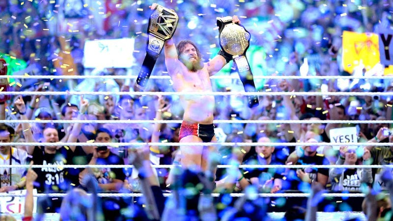 Illustration for article titled The Daniel Bryan Dilemma