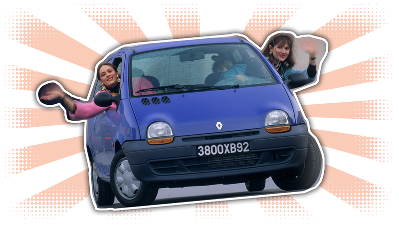 Illustration for article titled The Best Part Of 2018 Will Be That You Can Bring A Twingo To America
