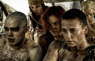 Illustration for article titled Vagina MonologuesWriter Eve Ensler Consulted on Mad Max: Fury Road