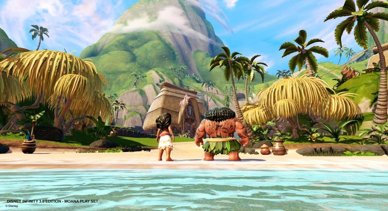 Illustration for article titled Disney Infinity's Demise Also Killed A Moana Game