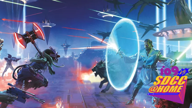 Star Wars: The High Republic s Darkest Chapter Yet Is Unveiled at SDCC 2021