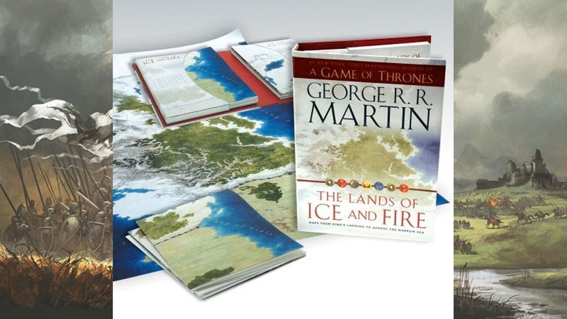 Your official guide to the world and maps of westeros for lovers of george r r martins game of thrones series or just fantasy geography in general your familys birthdaychristmas shopping just got a lot gumiabroncs Images