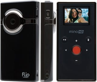 Illustration for article titled Flip Cam Gets a Hi-Def Upgrade With 720p Shooting MinoHD