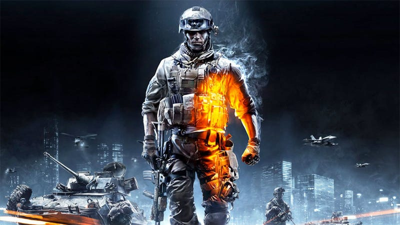 Illustration for article titled Battlefield 3 and Mass Effect 3 Are Going Mobile