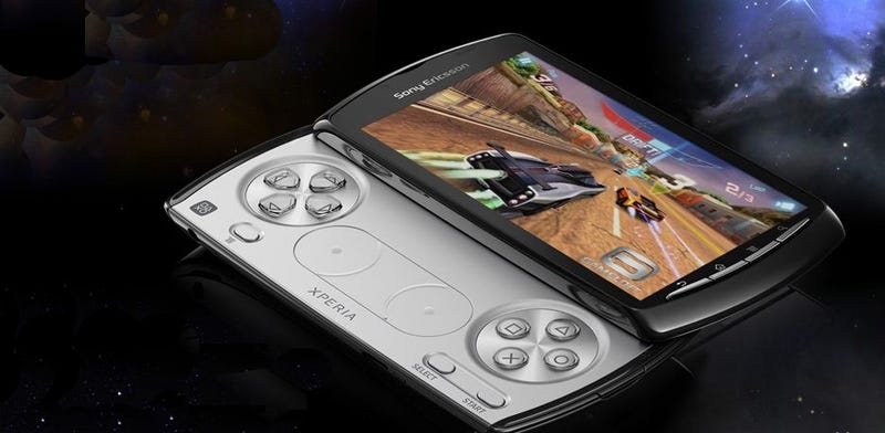 Illustration for article titled Xperia Play Playstation Phone Detailed, Hits This Spring With 50 Games