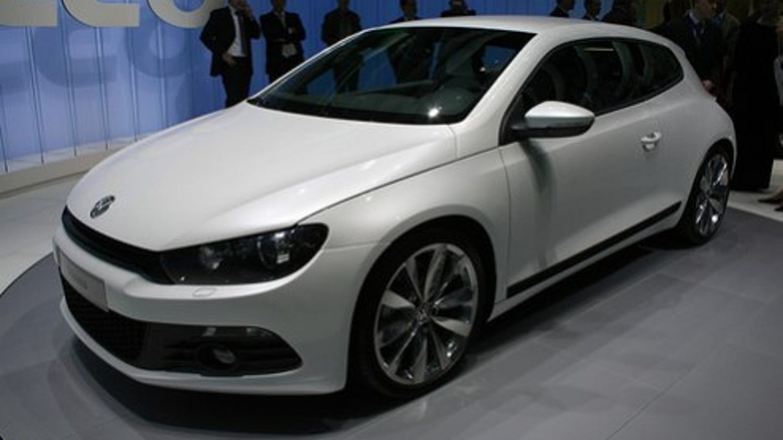 2009 vw scirocco available for order hotter version on. Black Bedroom Furniture Sets. Home Design Ideas