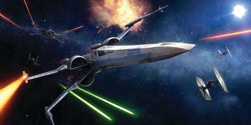 Illustration for article titled Why Rogue One Is as Important toStar Wars as Episode VII