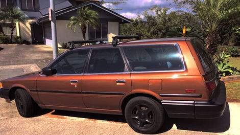 For $5,500, Would This Hawaiian 1987 Toyota Camry Wagon Make A Good Island  Hauler?