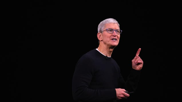 Apple Accused of Retaliation After Workers Spoke Out on Pay, Harassment
