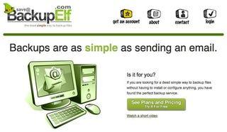 Illustration for article titled BackupElf Backs Up Files You Send It via Email