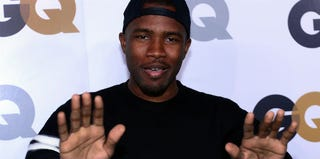 Frank Ocean (Getty Images)