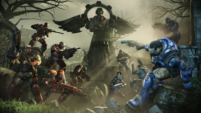 Illustration for article titled Gears of War: Judgment  Gets New Maps and Multiplayer Mode Next Week