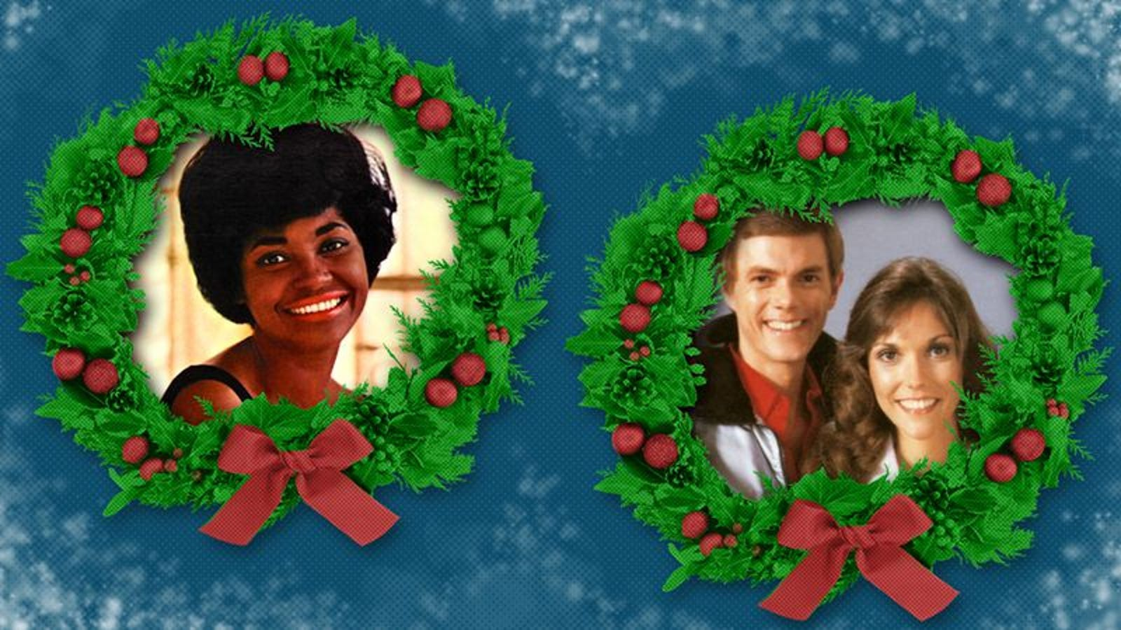 "Would you rather ""Christmas Waltz"" with Nancy Wilson or Karen Carpenter?"